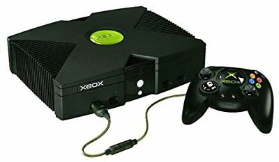 Genuine Original Microsoft Xbox Video Game Console -  WORKING