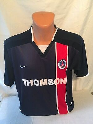 Maillot Football PSG Ancien Taille XL