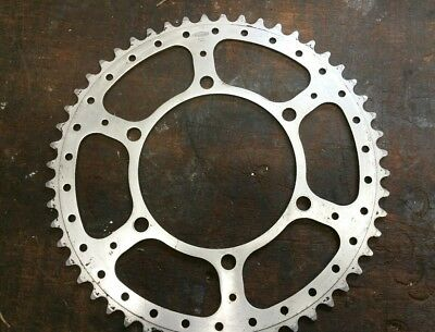 stronglight bicycle chainring 52t / plateau pedalier stronglight 52 dents