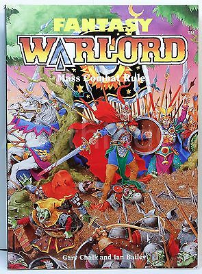 Fantasy Warlord - Mass Combat Rules - New