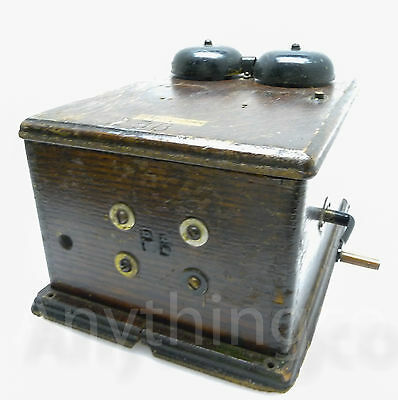 Old Northern Electric Telephone Ringer Box