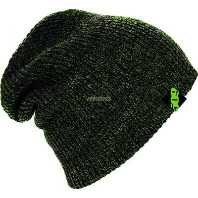 509 Oversized Beanie- Lime Heather