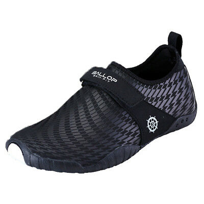 Ballop Patrol Barefoot Shoes v2-sohle Water Shoes Skin Fit Black