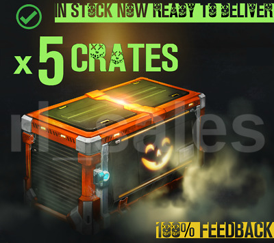 Rocket League x5 Haunted Hallows Crate Halloween Xbox One - HC HCC AC ACC Update