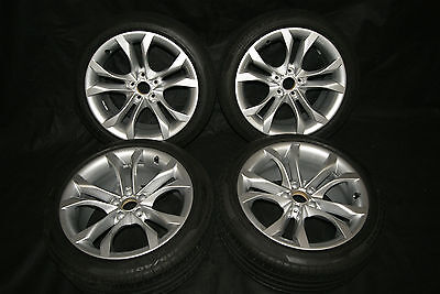 """Audi S5 A5 8T Alloy Wheels M.Normal TYRE 245/40 R 18 """" Complete 8T0601025CL"""