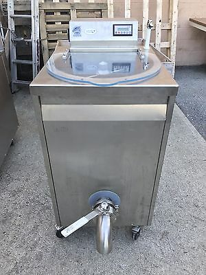 VMI AF-100 Leaven Dough & Poolish Mixer Fermenter Machine Artisan Sourdough MINT
