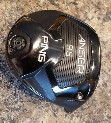 Ping Anser Driver Head Only w/crack
