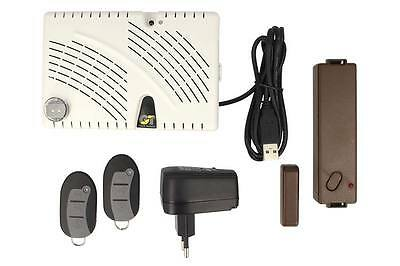 A2Zworld Ant-Itheft System Gt Home Alarm Gt13.9 Alarm System Wireless