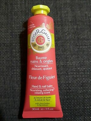 Roger And Gallet Hand And Nail Balm 30ml