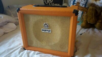 Orange Crush 35LDX 35 watt amp great condition