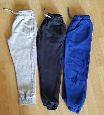 Boys Next & George Joggers Bundle Size 7-8 Years Great Condition!