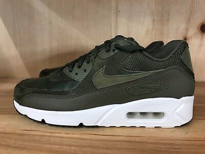 finest selection f0be1 942c0 Nike Air Max 90 Ultra 2.0 Ltr Cargo Khaki Olive Running Men Size 8-13