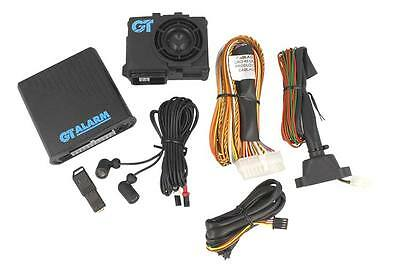A2Zworld Ant-Itheft System Gt Car Alarm Gt904 With Ultrasonic Siren Through