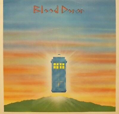 """Blood Donor """"Doctor?"""" Doctor Who 7 Inch Single"""