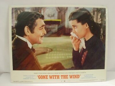 Vintage Gone With The Wind Lobby Cards  Lot Of Two
