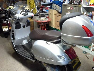 Vespa, GTS300ie Touring,. Scooter