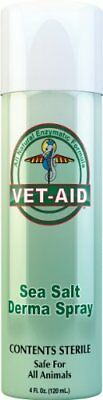 Vet Aid Sea Salt Wound Care Spray, 4-Ounce