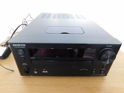 onkyo cd receiver cr-545ukd