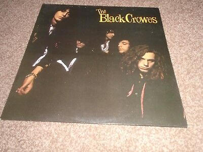 The Black Crowes Shake Your Money Maker Uk 1St Press All Ex +++