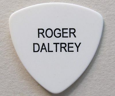 THE WHO Roger Daltrey 2006 Guitar Pick