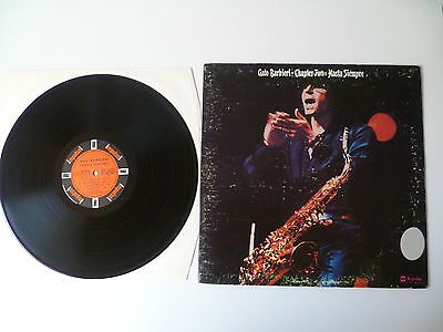 "Gato Barbieri ""chapter Two Hasta Siempre"" Impulse France 1974"