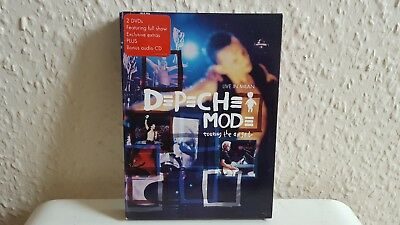 Depeche Mode - Touring the Angel Live in Milan 2 DVD + CD