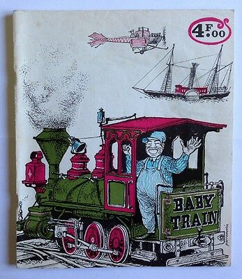 catalogue Baby Trains - 130 pages