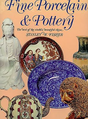 Antique Oriental Continental English American Pottery Porcelain / Scarce Book