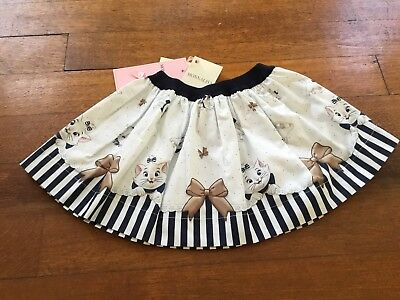 Monnalisa Skirt 12 Months Brand New With Tag