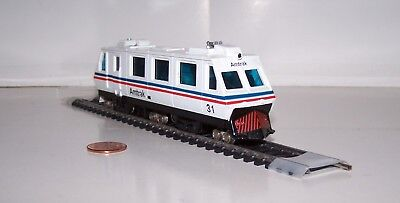 HO Scale: Bachmann Plasser EM80C Amtrak Lot S17-8
