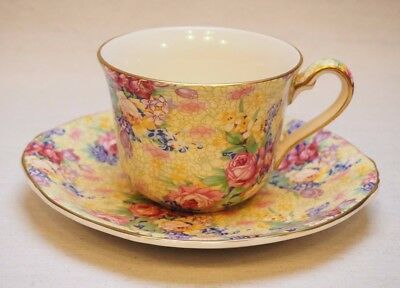 Royal Winton Grimwades - Welback Duo Tea Cup and Saucer