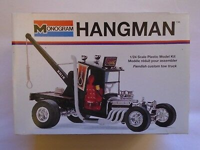 Monogram 2248 Hangman Hot Rod Tow Truck
