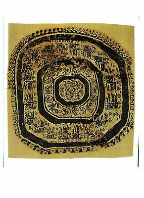 Coptic Material/Cloth very old Orthodox Christian woven