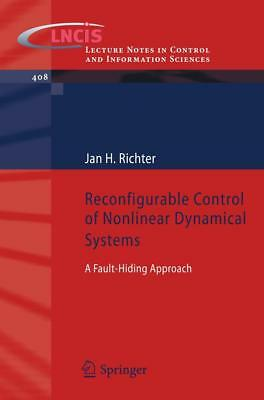 Reconfigurable Control of Nonlinear Dynamical Systems Richter, Jan H. Lecture ..