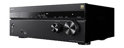 Sony STR-DN860, AV Receiver, Power: 1050 Watt, Black - NIP, Dealer