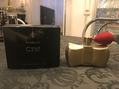 Guerlain Coque D Or 17,5g Puder, sehr rare