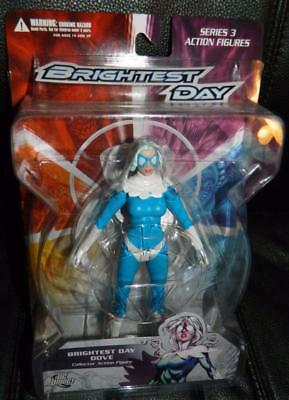 DC Direct Brightest Day dove action figure