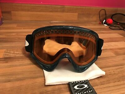 Used Once Oakley Ski Goggles