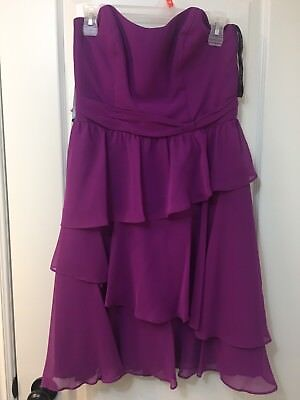 BNWT Alfred Angelo Formal Cocktail Dress Size 8