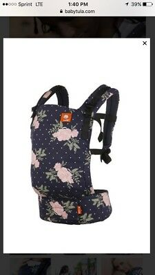 Tula Baby Carrier - Blossom Free to Grow Baby Carrier - NEW