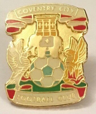 COVENTRY CITY  Old Vintage FOOTBALL PIN BADGE