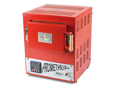Prometheus Pro-1 Mini Jeweller's Electric Kiln for Metal Clay and Enamelling