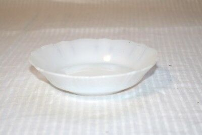 "MacBeth-Evans AMERICAN SWEETHEART Monax White 5 7/8"" Cereal Bowls (3)"