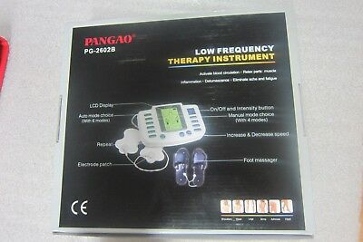 PangaO PG-2602A-1 Low Frequency Therapy Instrument