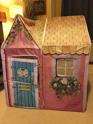 Rose Petal Cottage, Kids Play House with cooker