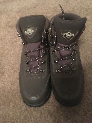 Northwest Territory Boots, Never Worn Outside, Size 7, Waterproof, Leather