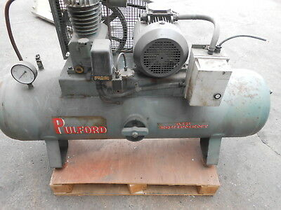Pulford 3 phase air compressor