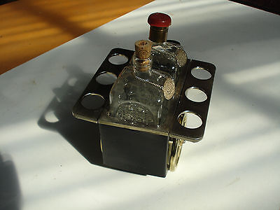 Vintage Royal Craft Musical spirit Decanter Bourban & Whisky Tune How Dry Am i '