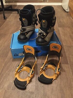 Snowboard Bindings Burton Step In