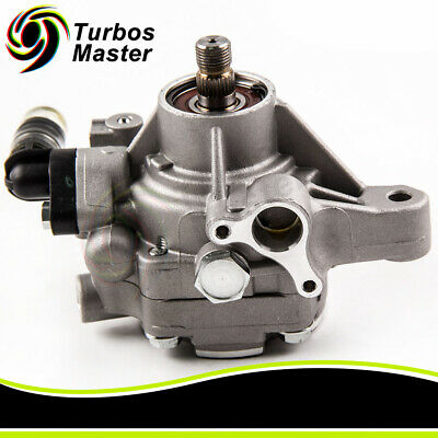 Fit for Honda Accord Euro Power Steering Pump 2.4L 03-05 56110-RAA-A01 Brand New